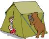 1- Advérbios Camping