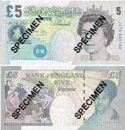 Dinheiro Five_pounds