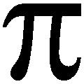 Números cardinais Pi_symbol